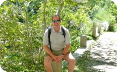 Karl, participant at Soglio Yoga Retreat