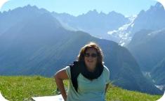 Patricia, participant at Soglio Yoga Retreat