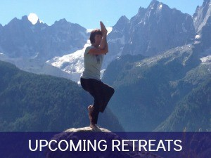 Upcoming Soglio Retreats